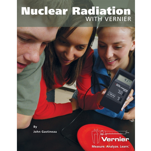Nuclear Radiation with Vernier