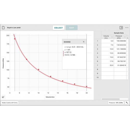 Graphical Analysis™ 4